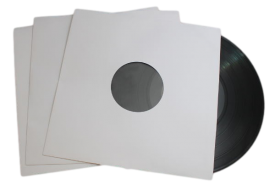 Analogue Studio Audiophile Quality Poly-Lined Antistatic Inner Record Sleeves