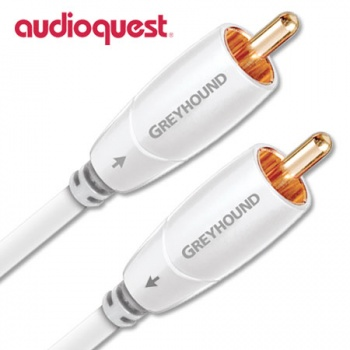 Audioquest Greyhound Subwoofer Cable
