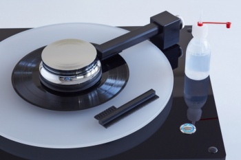 Nessie VinylMaster Singleset Kit (For cleaning 7 inch singles)