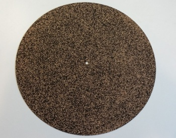 Simply Analog Special Edition Cork & Rubber Turntable Platter Mat