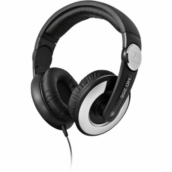 Sennheiser HD 205-II On Ear Headphones