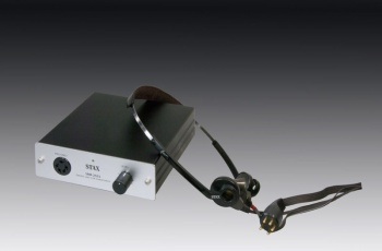 Stax SRS-005S MkII In Earspeaker System