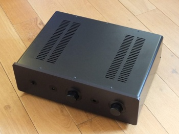 Sugden Masterclass ANV-50 Integrated Amplifier Black (Pre Owned)