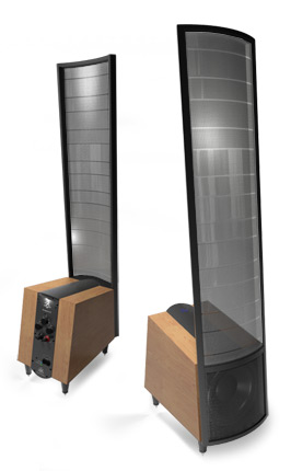 MartinLogan Summit X Electrostatic Loudspeakers