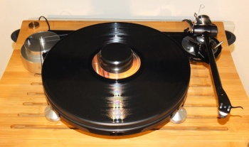 Michell Engineering TecnoDec Turntable, Origin Live Silver MK3 Tonearm, Goldring 2500 MM Cartridge, Dustcover (Pre owned)