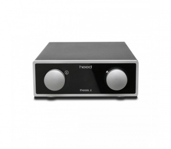 Heed Thesis Lambda Stereo Analogue Pre-Amplifier
