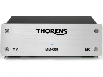 Thorens MM 008 MM & MC Phono Stage