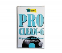 Winyl Pro Clean-6 Record Cleaning Fluid Concentrate