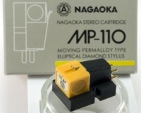 Nagaoka MP110 phono cartridge