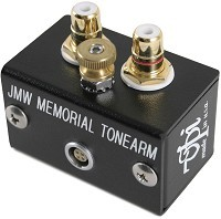 VPI RCA Junction Box for JMW Tonearms (Standard and Reference Wiring)