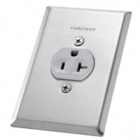 Furutech 102-S Single Receptacle Cover