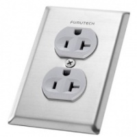 Furutech 102-D Double Receptacle Cover