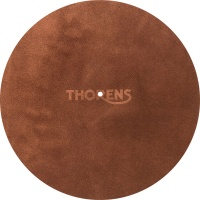 Thorens Leather Turntable Mat