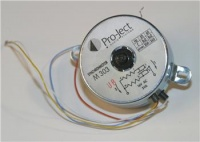 Pro-Ject 16v Turntable Motor Replacement