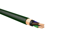 Furutech FP-TCS31 PC-tripleC Power Cable Priced Per 0.5 metre