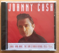 Johnny Cash - Early And Rare, The Sun Studio Demos 1955/56 CD RAID341