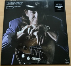 Stevie Ray Vaughan & Double Trouble - Live At Apollo In Manchester June 22nd,1988 VINYL LP DOR2149H