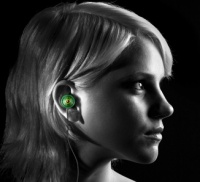 Quarkie Chameleon Eye In Ear Headphones