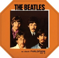 The Beatles - Su Dischi Parlophon Volume 5 VINYL LP AR042