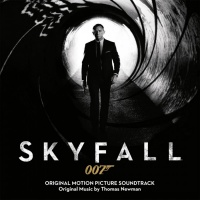 Skyfall- Original Motion Picture Soundtrack Limited Edition 2x Transparent/ Black Mixed Vinyl LP MOVATM177​