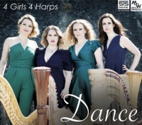 STS Digital Dance - 4 Girls 4 Harps CD 6111172