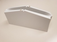 Knosti Generation MKII Spare Bath with Brushes