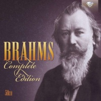 Brahms: Complete Edition Music CD Box Set (94860)