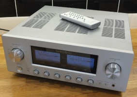 Luxman L-505uXII Integrated Amplifier (Ex Demonstration)