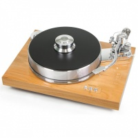 Pro-Ject Signature 10 Turntable - Olive - Brand New Clearance Sale