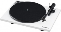 Pro-Ject Essential III Turntable - White - Customer Return