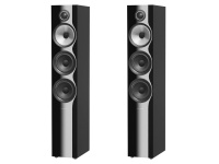 Bowers & Wilkins 700 Series 704 S2 Loudspeakers - Gloss Black - Ex Display