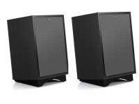 Klipsch Heritage Heresy III Speakers - Special Edition Matte Black Finish - Reduced to Clear