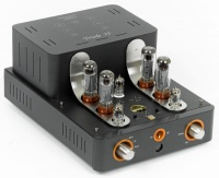 Unison Research Triode 25 Integrated Amplifier (With DAC) - Black - Brand New, Sale!