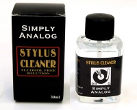 Simply Analog Alcohol Free Stylus Cleaner (30ml)