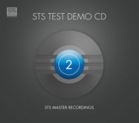 STS Digital: Siltech High End Test Demo CD Vol 2 6111146