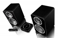Wharfedale Diamond A-1 Active Speakers with Hub