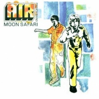 Air - Moon Safari - Vinyl LP (V2848)