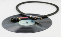 Tellurium Q Black Diamond RCA-RCA Phono Turntable Interconnects