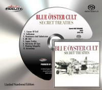Blue Oyster Cult - Secret Treaties CD Ltd Numbered Edition SACDAFZ5246