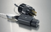 Crystal Cable Micro Diamond Power Cable