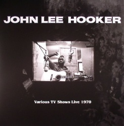 John Lee Hooker - Various TV Shows Live 1970 VINYL LP DOR2086H