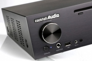 Cocktail Audio/Nova Fidelity X30 Network Music System