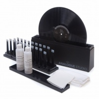 Analogue Studio Vinyl Record Cleaning Machine System For 7'', 10'' and 12'' Records.