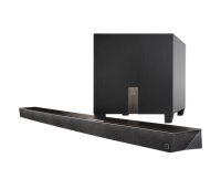 Definitive Technology Studio Slim Sound Bar and Subwoofer