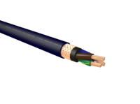 Furutech FP-S022N Alpha Nano-OFC Power Cable priced per 0.5m