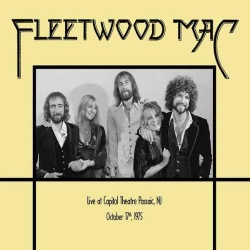 Fleetwood Mac Live at Capitol Theatre Oct 17th 1975 CD BRR6045