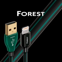 Audioquest Lightning to USB Forest Cable