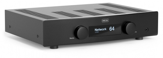 Hegel H95 Integrated Amplifier and Streamer