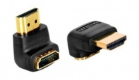 AudioQuest HDMI 90°N Right Angled Adaptor