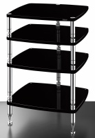 Solidsteel HS-4 Hi-Fi Equipment Rack